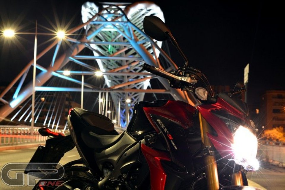 Prosegue il Suzuki Demoride Tour 2015