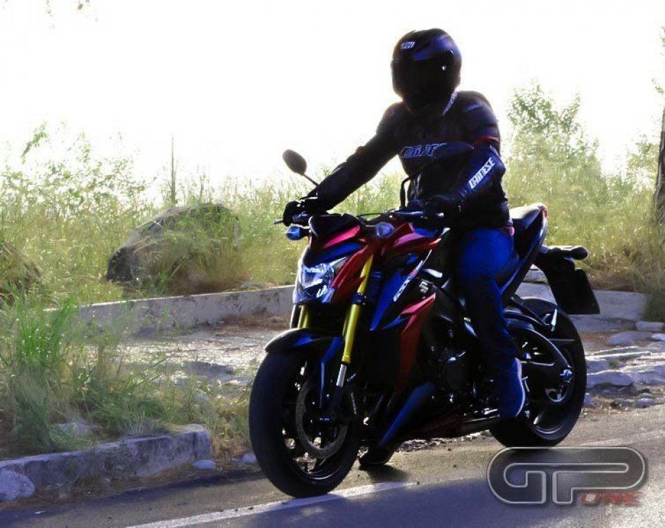 Suzuki GSX-S1000 ABS: una belva da amare