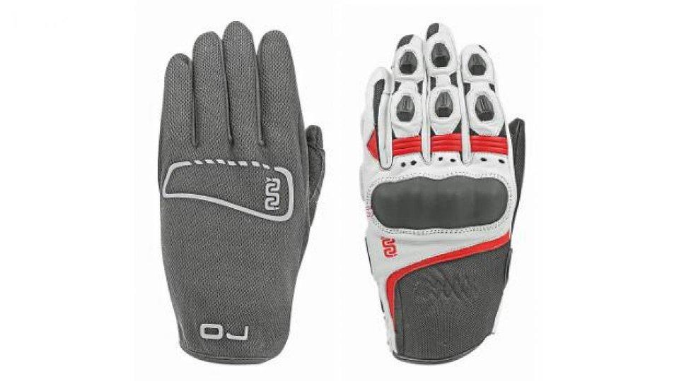 Moto - News: OJ Fury e Sketch: due nuovi guanti corti