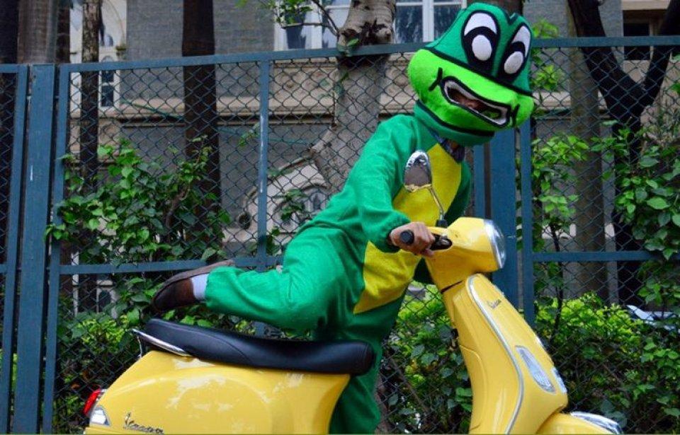 Moto - Scooter: Vespa, dopo l'India sbarca anche in Nepal