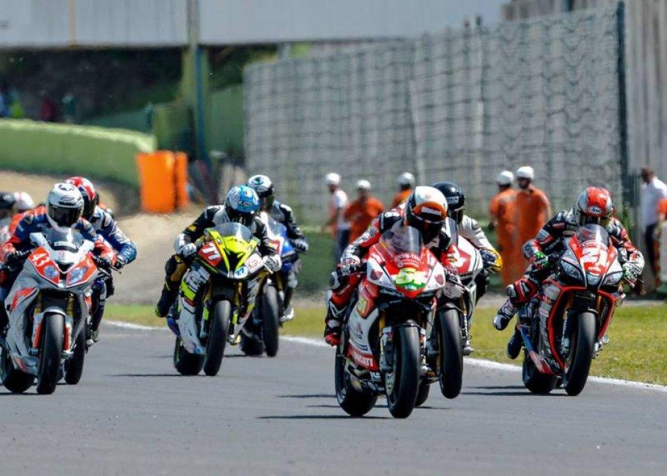 Moto - News: CIV, al Mugello è caccia al Titolo tricolore