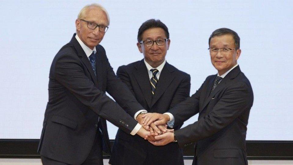 BMW Honda e Yamaha, insieme per la sicurezza