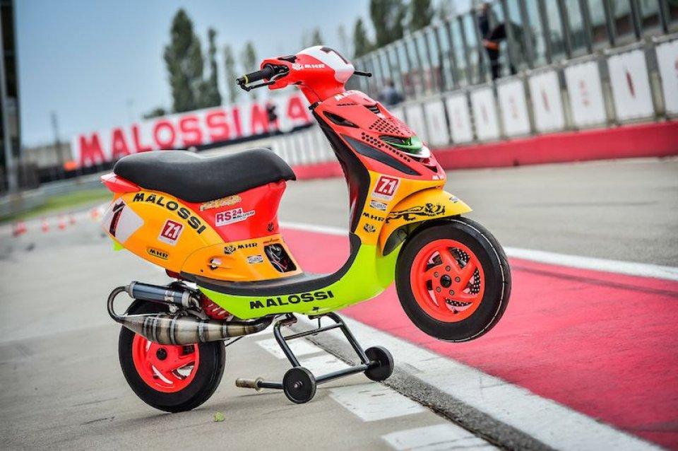 """Malossi Zip """"Trofeo"""": pronto al decollo"""