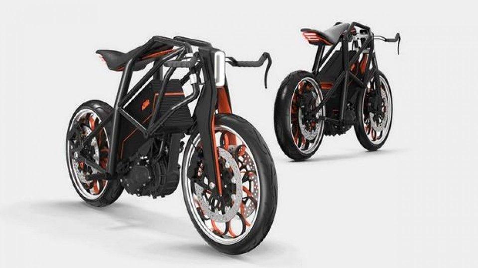 Moto - News: KTM concept Ion