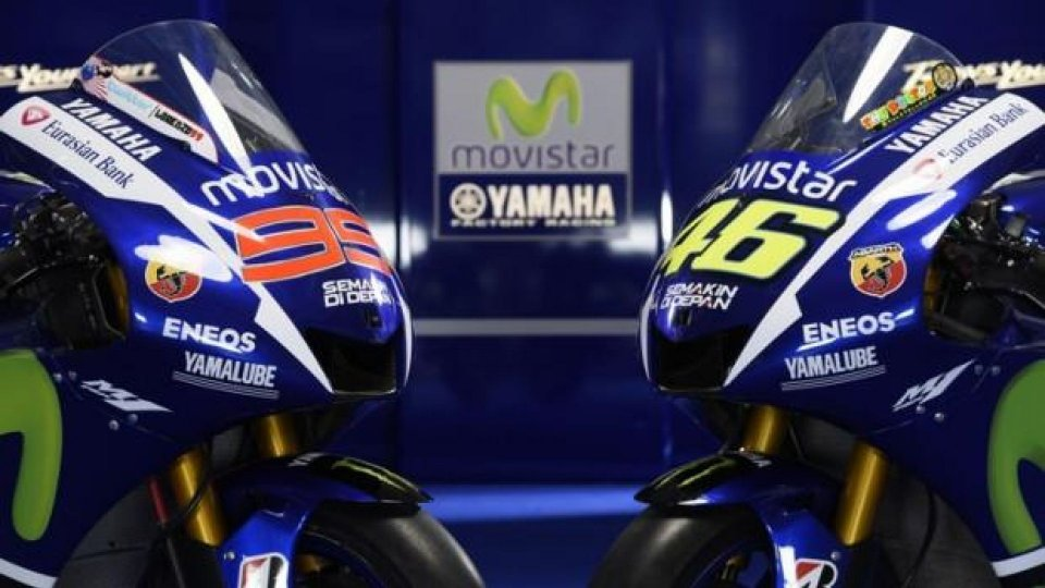 Moto - News: MotoGP: Rossi e Lorenzo ai ferri corti. La storia si ripete