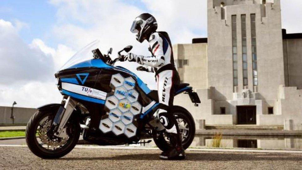 Moto - News: Storm Pulse: il concept elettrico da 380 km
