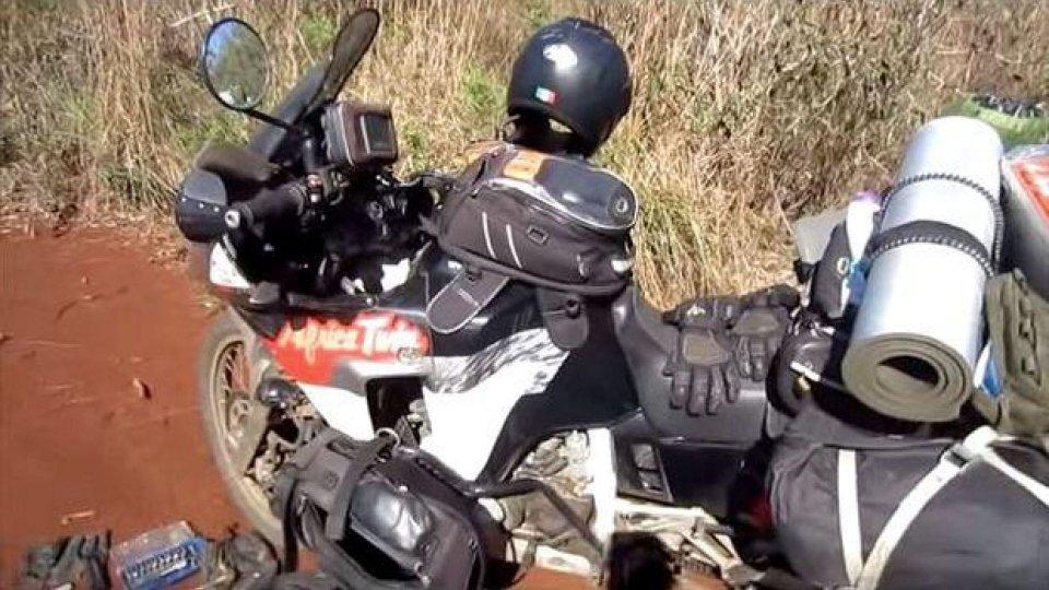 Moto - News: Giro del mondo in moto: come si prepara il bagaglio? [VIDEO]