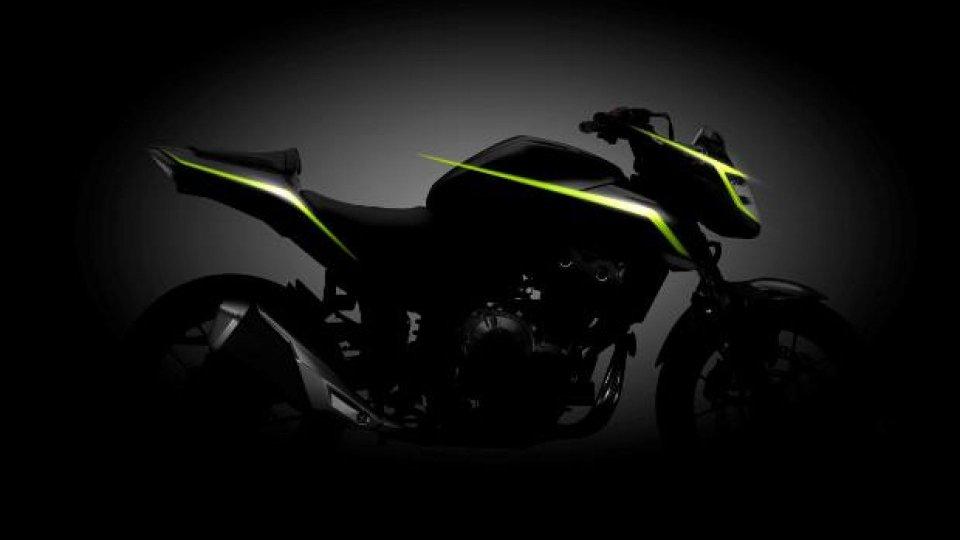 Moto - News: Honda CB500F 2016