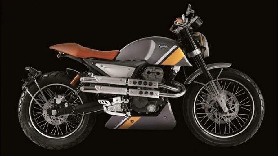 Moto - News: Mondial Hipster 125 e 250