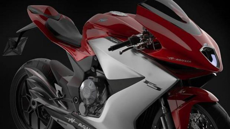 Moto - News: MV Agusta F3 Restyling by Mirco Sapio