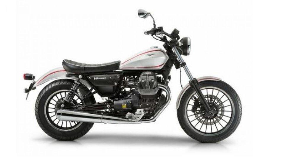 Moto - News: Nuova Moto Guzzi V9 Roamer