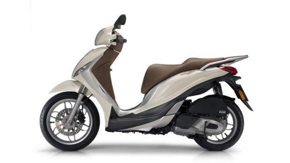 Moto - News: Piaggio Medley 125 e 150 2016