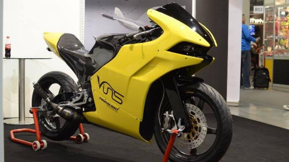 Moto - News: Vins Powerlight 2016: bentornato due tempi!
