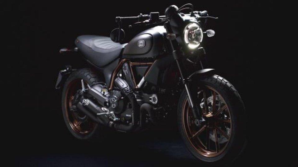 Moto - News: Ducati Scrambler Italia Independent