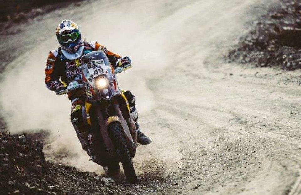 Dakar 2016: Bis di Meo, ritirato Gonçalves