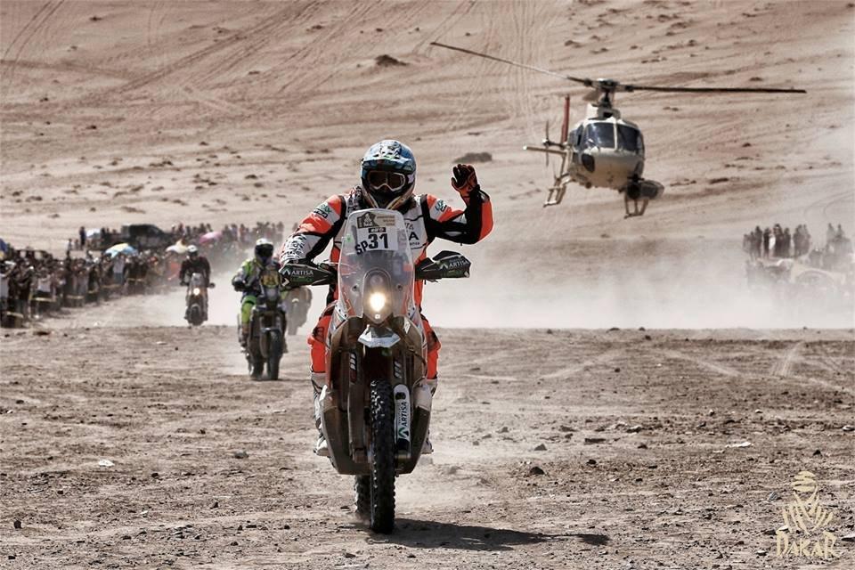Dakar 2016: ha inizio l'Odissea sudamericana