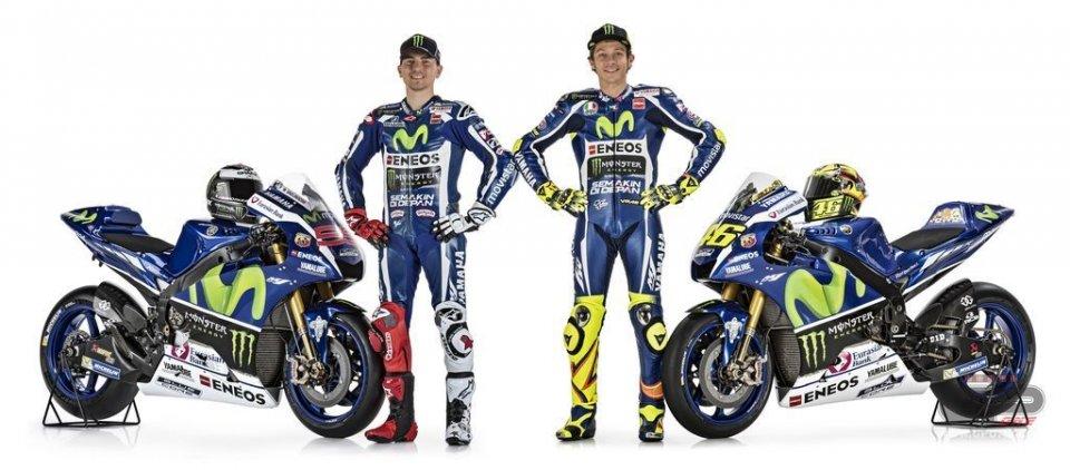 Tutte le foto di Rossi, Lorenzo e della Yamaha 2016