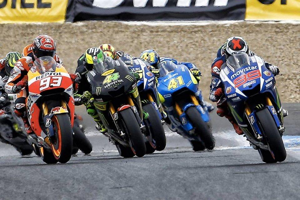MotoGP alla porte: lo show dei record