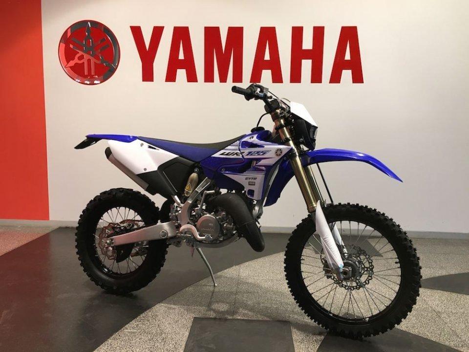 Ha il cuore da cross la Yamaha WR125 da Enduro