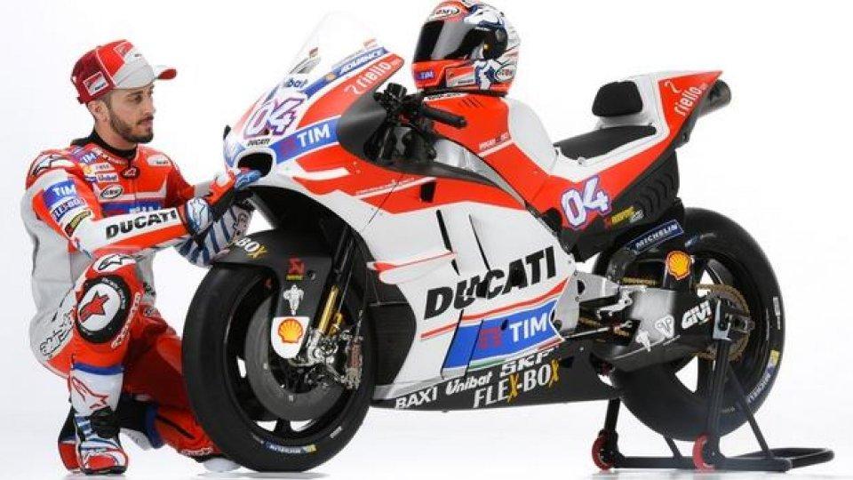 Moto - News: Givi è partner di Ducati in MotoGP