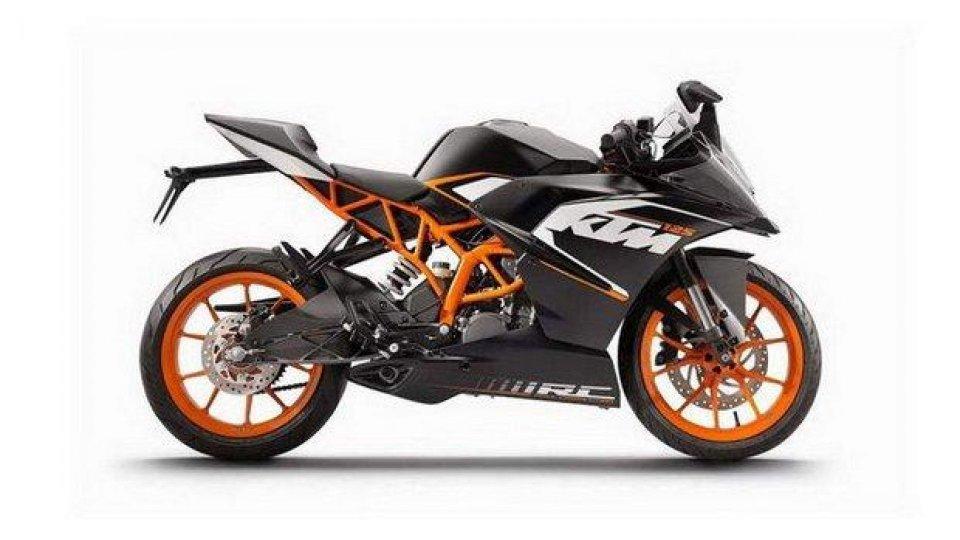 Moto - News: RCFactor: l'ultima campagna KTM dedicata alla piccola sportiva RC 125