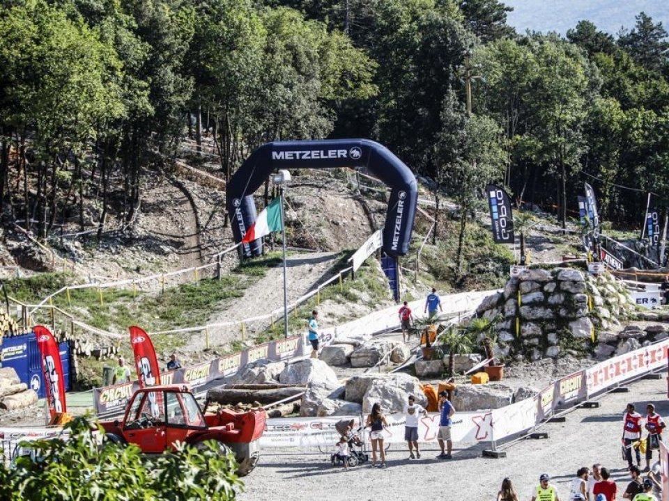 Moto - News: Metzeler offroad Park: 6 chilometri di divertimento