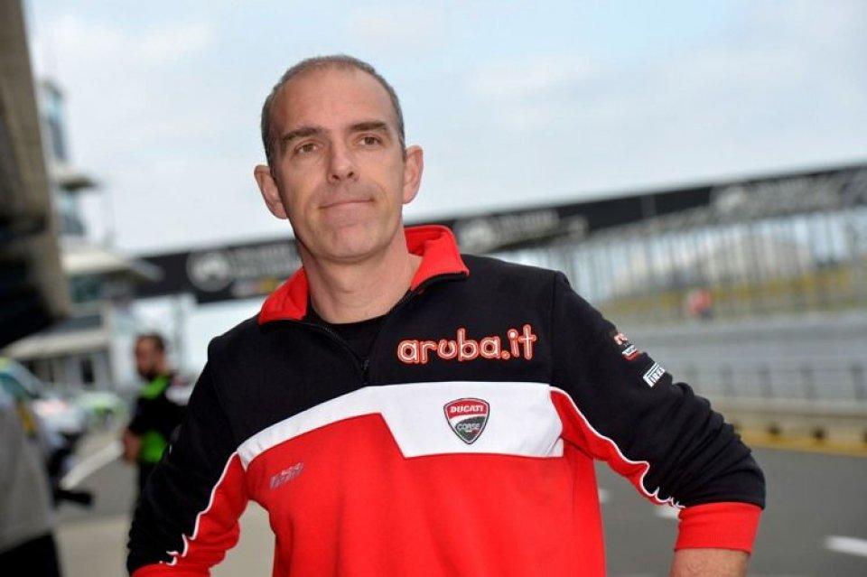Marinelli: In Spagna una Ducati più competitiva