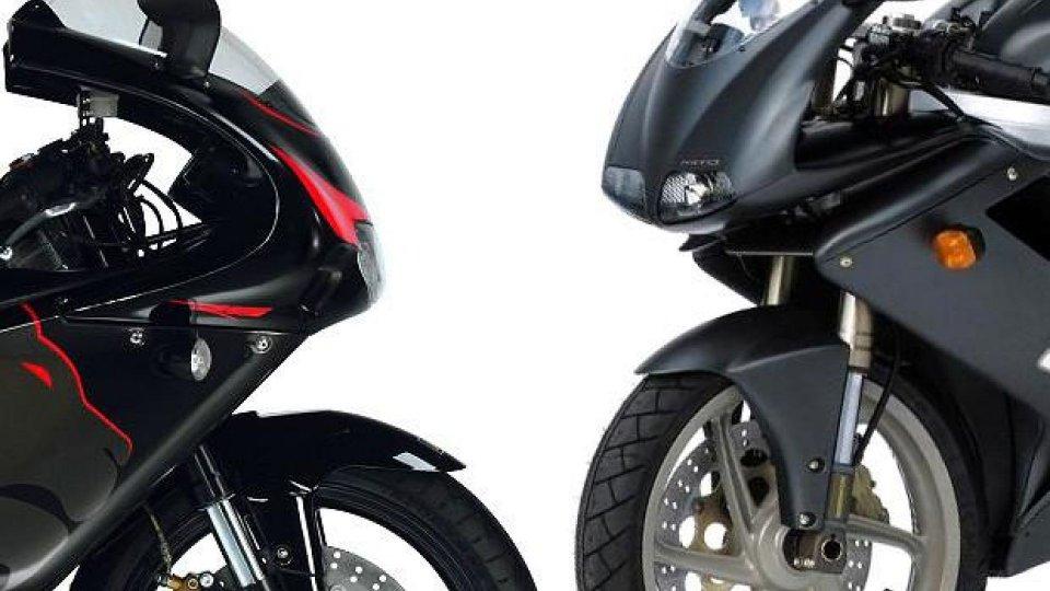 Moto - News: Cagiva Mito e Aprilia RS125: la guerra che infiammò gli anni '90