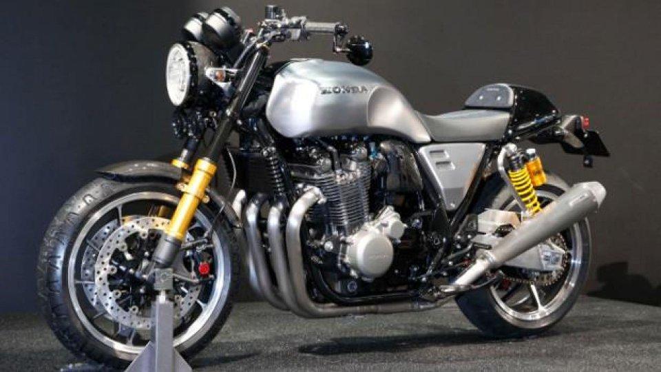 Moto - News: Honda CB1100 Type II Concept