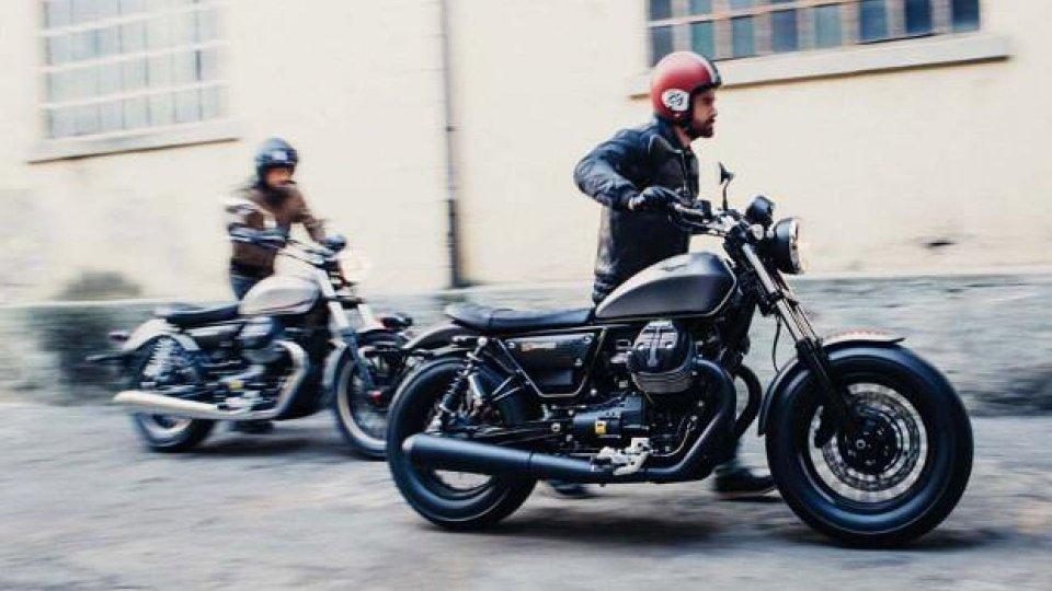 Moto - News: Moto Guzzi V9 Bobber e Roamer: disponibilità e prezzi