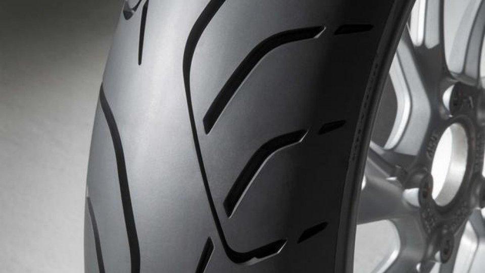 Moto - News: Nuovo Dunlop Road Smart III