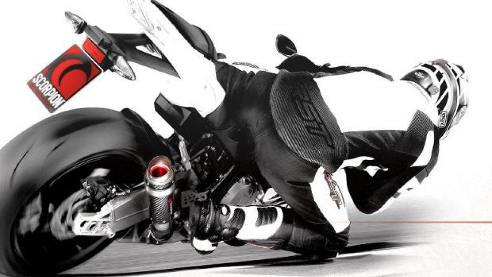 Moto - News: Scarichi Scorpion Red Power 2016