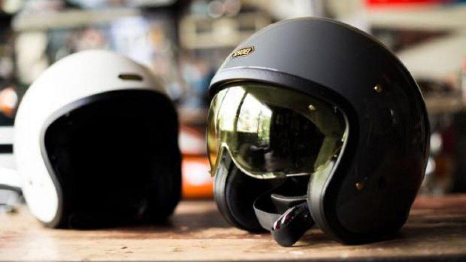 Moto - News: Shoei: nuovo casco J-O