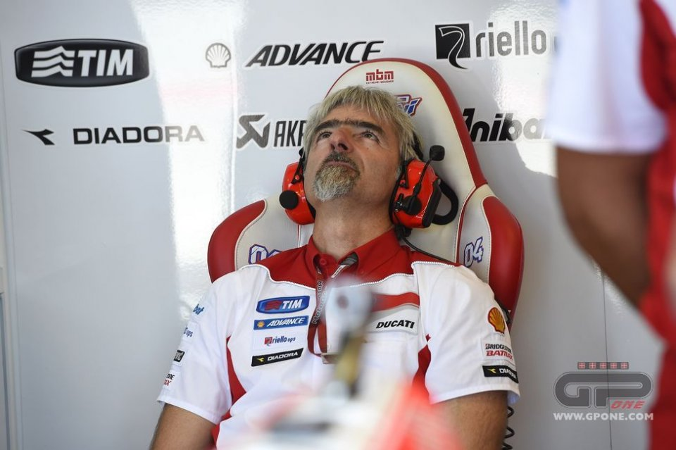 Dall'Igna: Iannone shouldn't have tried