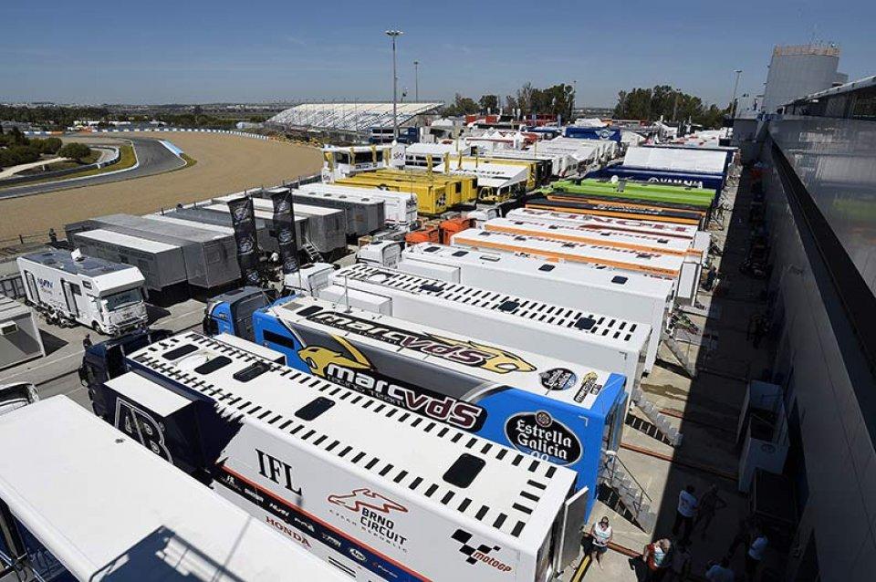 Diretta Streaming Gara MotoGp Spagna a Jerez 2016 ore 14:00