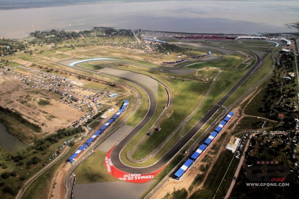MotoGP in Argentina for another 3 years