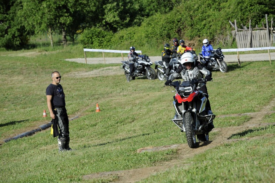 Moto - News: BMW Motorrad GS Academy 2016