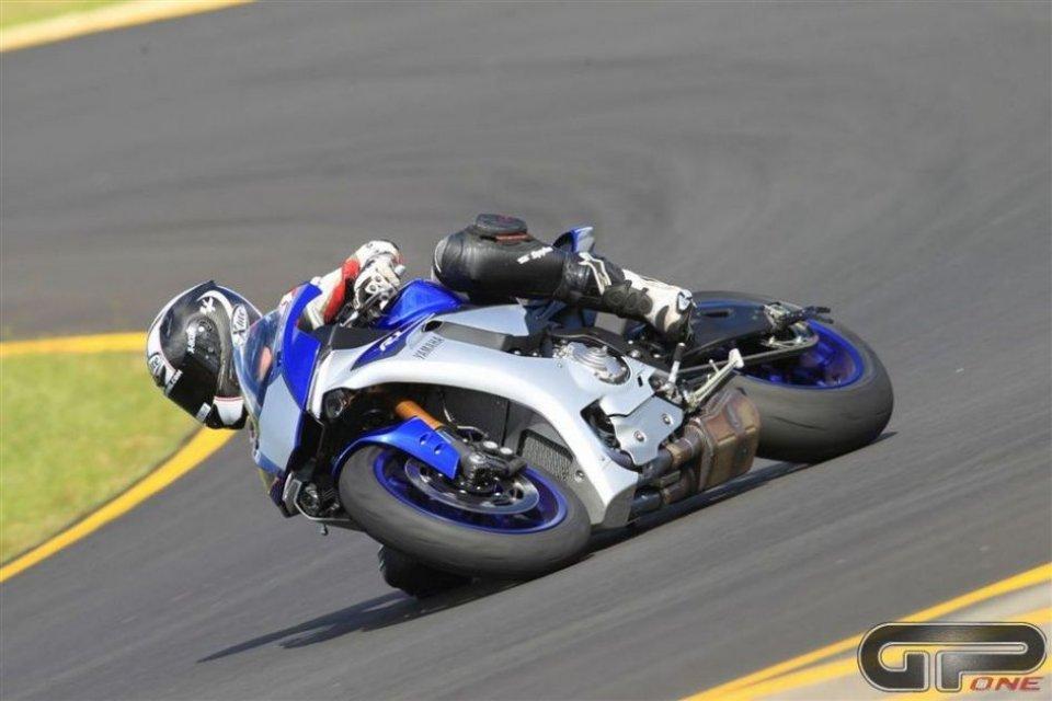 Moto - News: Supersport Pro Tour: in pista con Yamaha