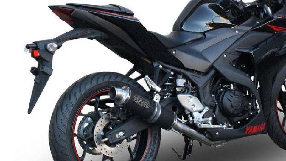 Moto - News: Exan: nuovi scarichi per la Yamaha YZF-R3