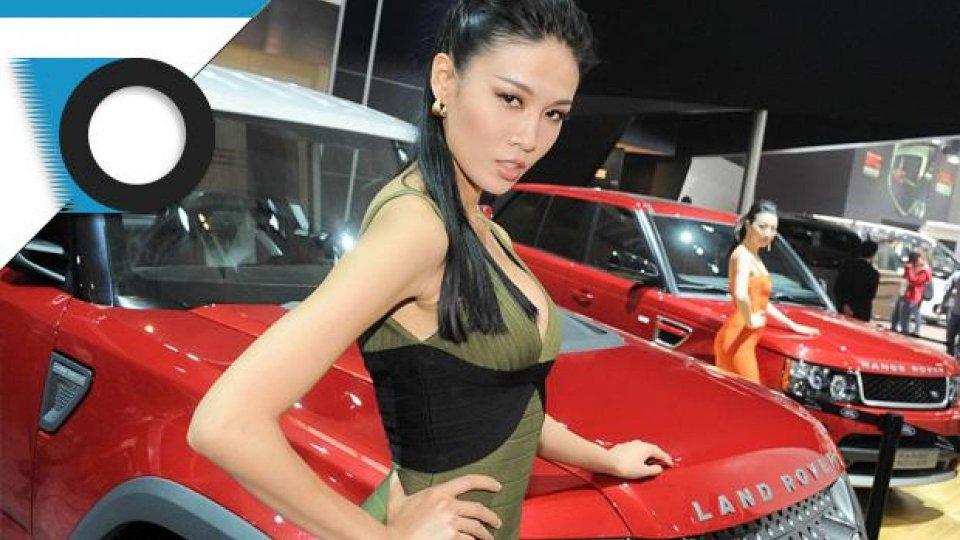 Moto - News: Salone di Pechino, fra SUV e Cina è amore