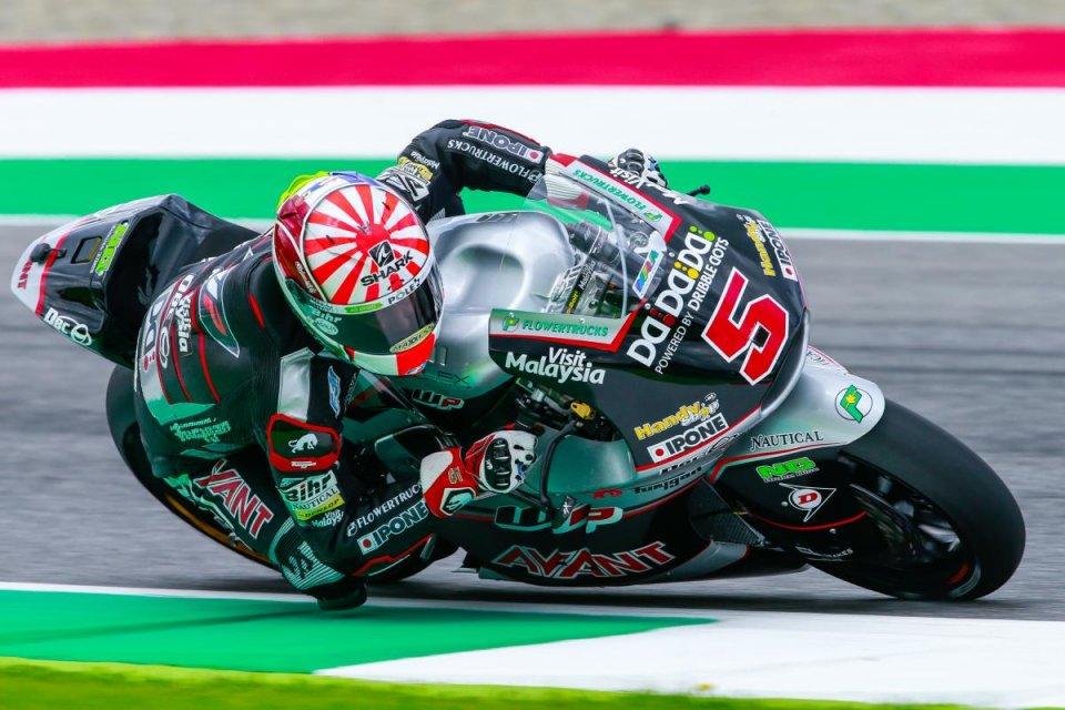 Moto2, Mugello: Zarco vince in Italia, ma è spettacolo Baldassarri