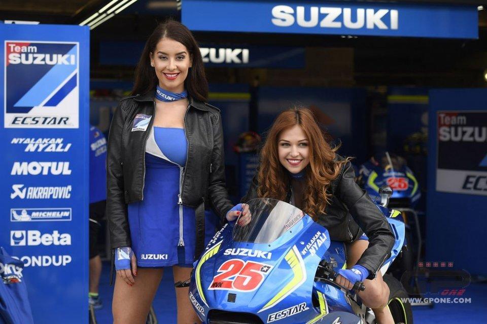 MotoGP - Dovizioso resta in Ducati, Iannone pronto per Suzuki