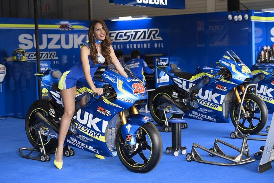 MotoGP, Suzuki considers 4 bikes in 2017