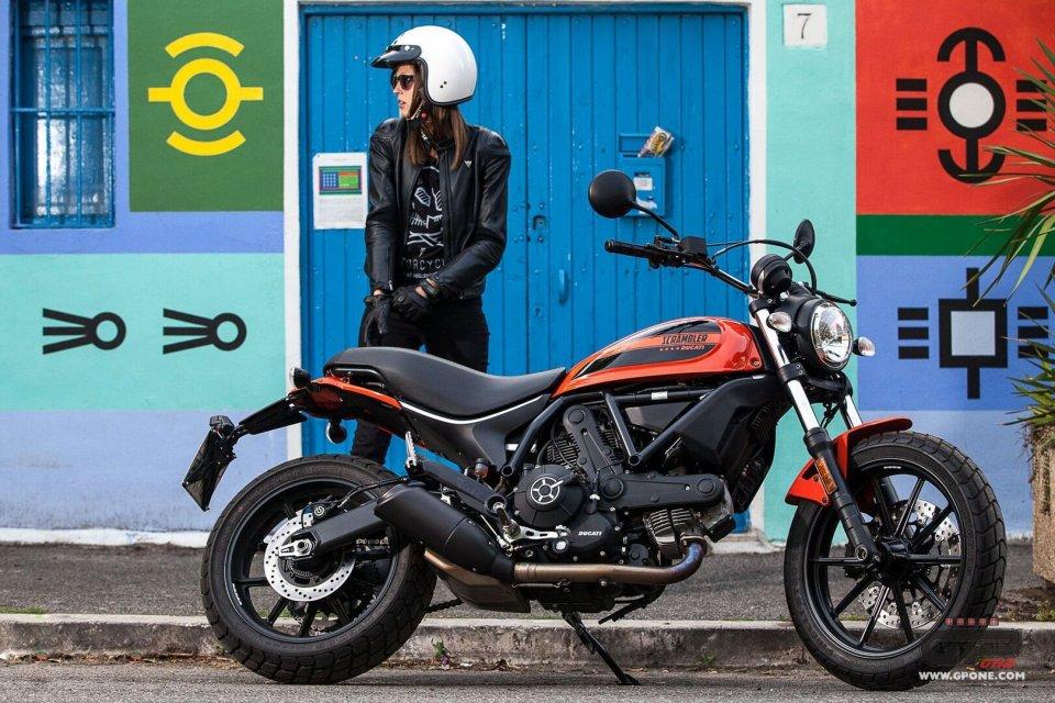 Moto - Test: Scrambler Sixty2: l'anticonformista