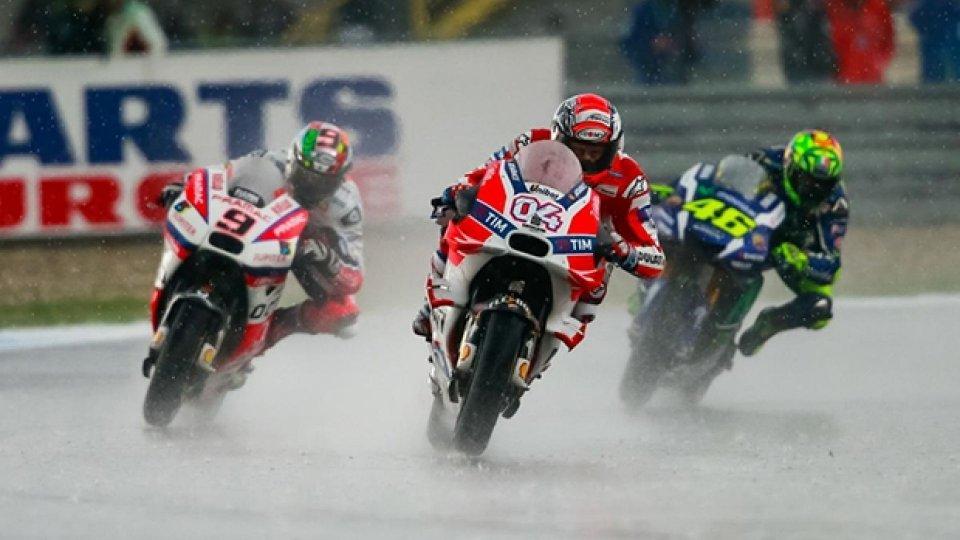 Moto - News: Italia-Spagna, in MotoGP è andata male