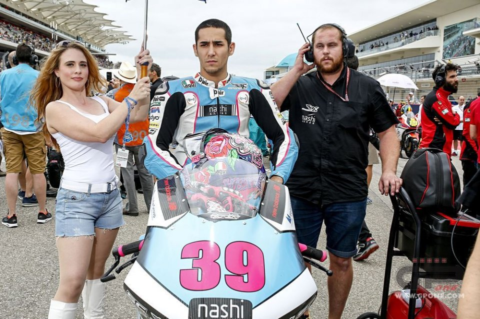 Morto Luis Salom, tragedia nelle prove libere della Moto 2 a Barcellona