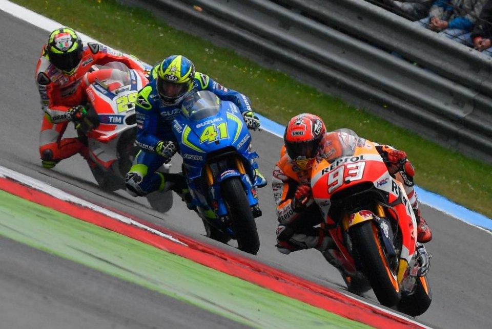 Diretta Streaming Live Gara MotoGP Germania al Sachsenring 2016