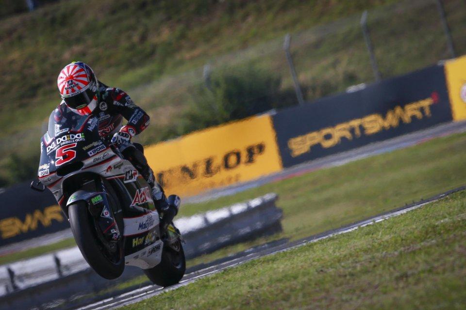 Moto2, GP Brno: Folger conquista la Repubblica Ceca, 4° Mattia Pasini
