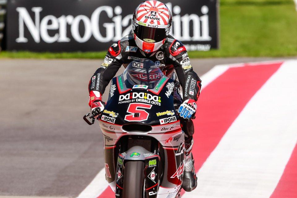 Moto2, Brno: Zarco regola Luthi e Baldassarri