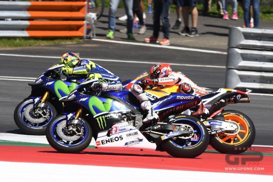 MotoGP Silverstone, Rossi